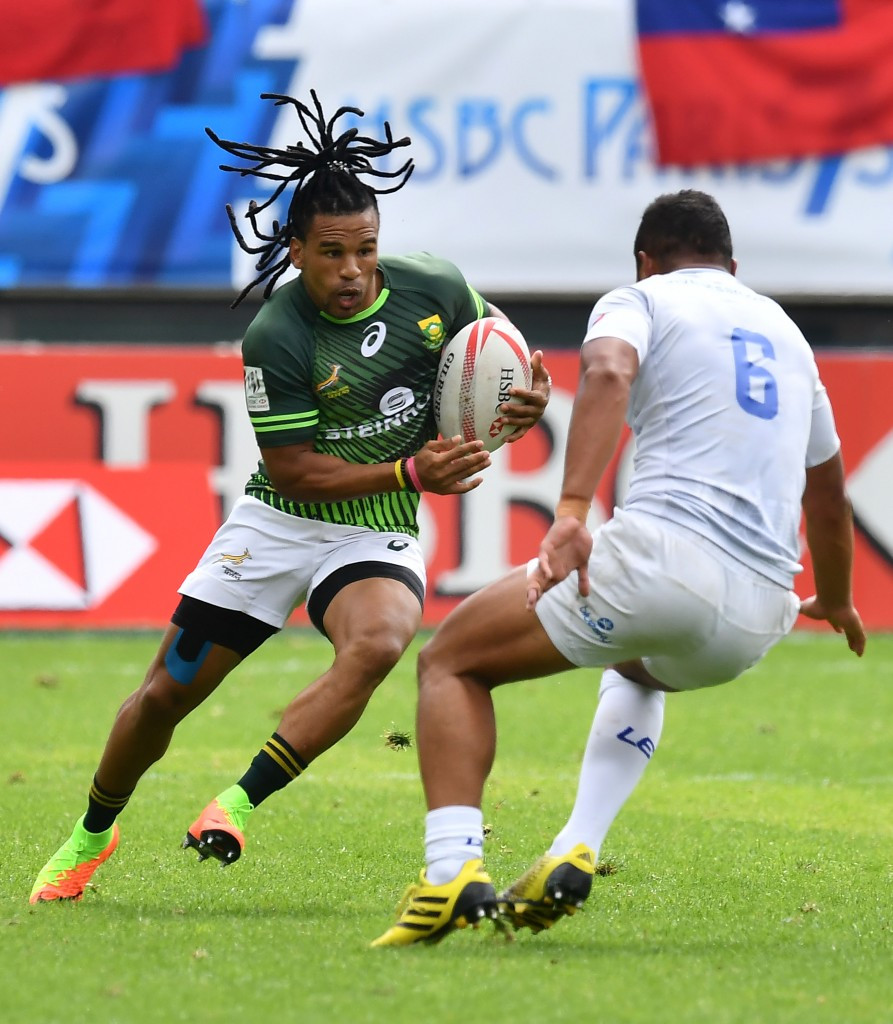 South Africa knew of their overall victory after the semi-final stage ©Getty Images
