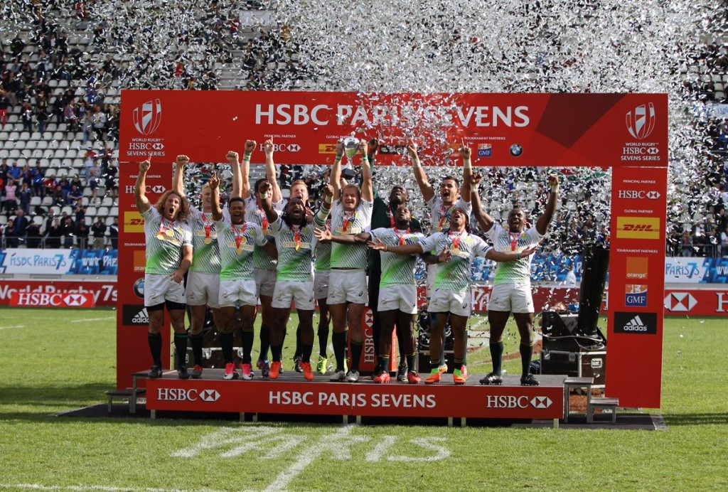 South Africa seal World Rugby Sevens Series overall title