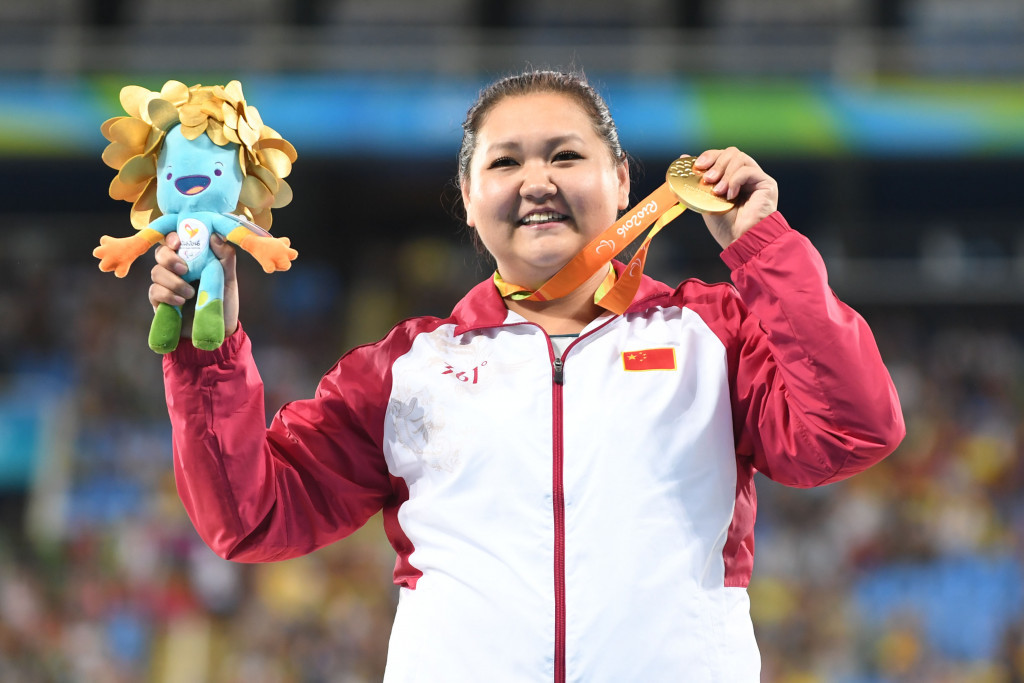 Wang breaks another world record as China continue to shine at World Para Athletics Grand Prix