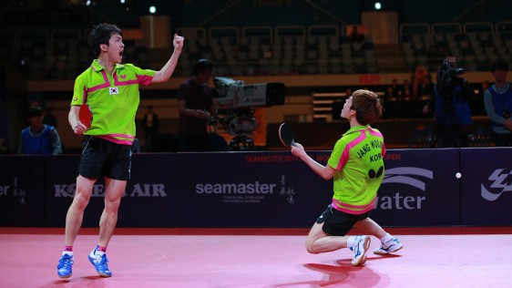 ITTF reveals 12 hosts for 2018 World Tour events