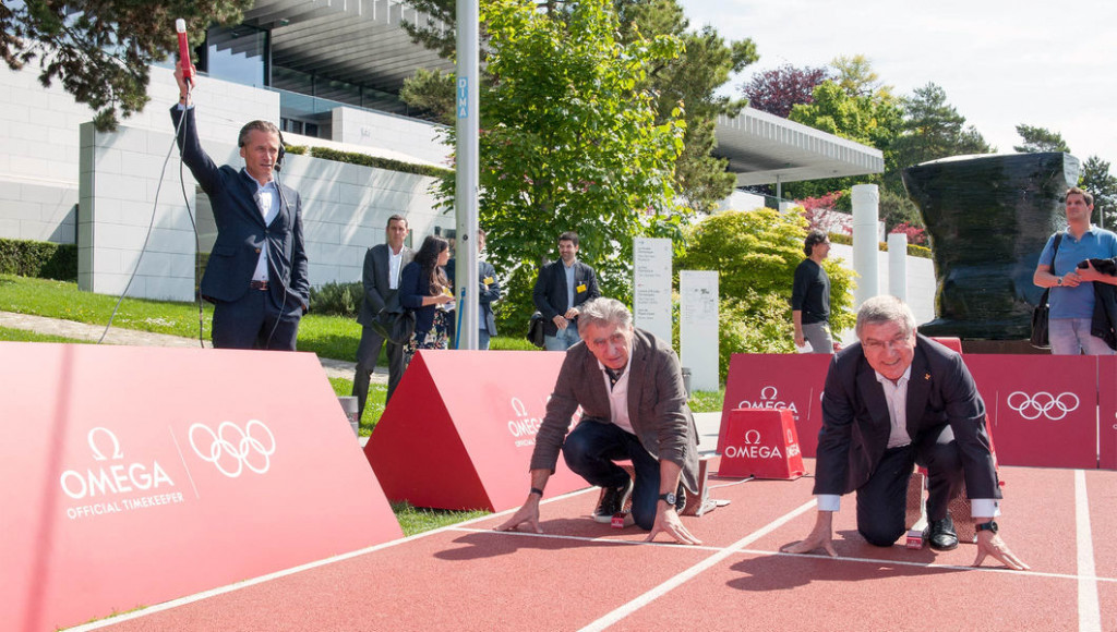 IOC and Omega extend global Olympic partnership through to 2032