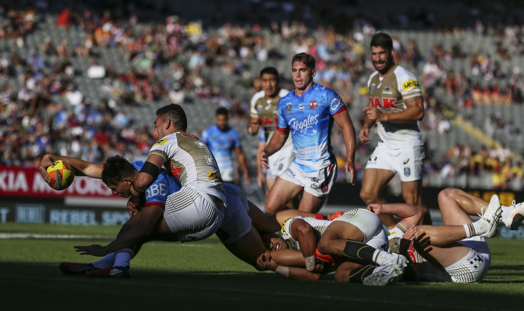 World Cup of rugby league nines could be held in 2019