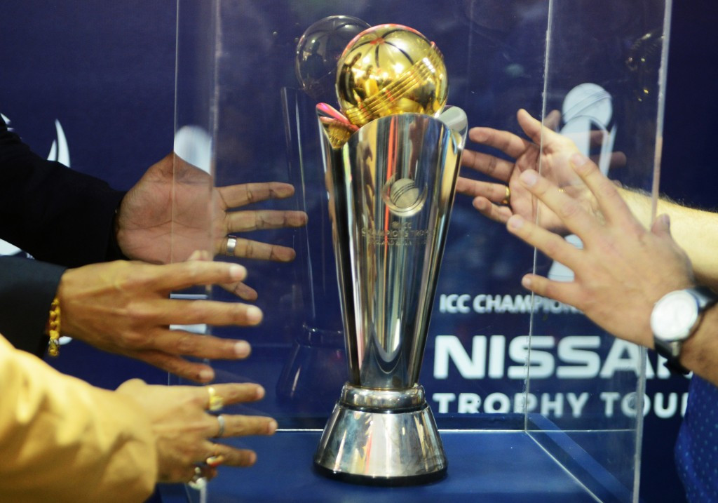 ICC reveal prize purse for Champions Trophy