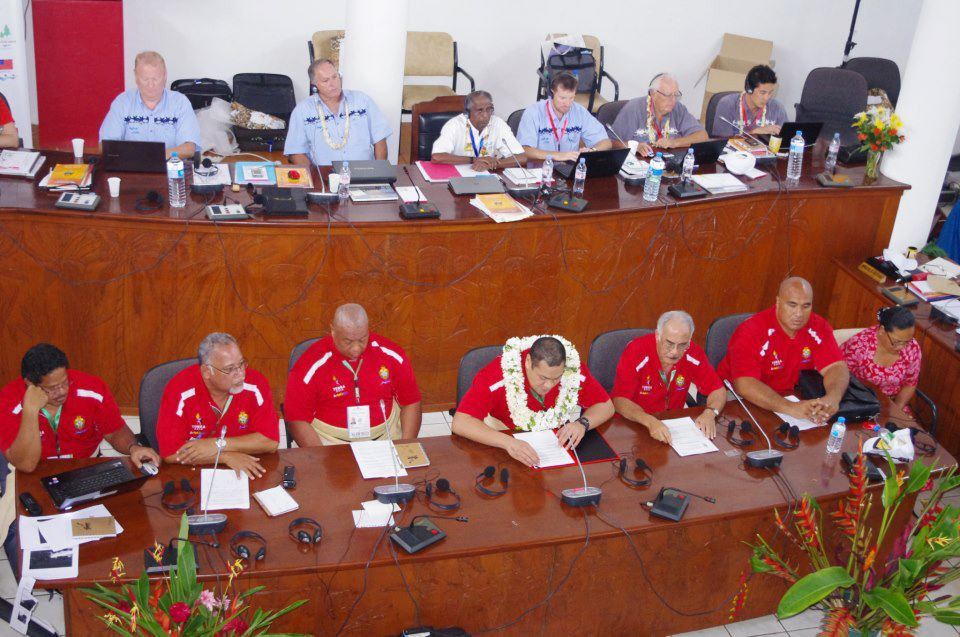 Tonga will no longer be hosting the 2019 Pacific Games ©Tonga 2019/Facebook