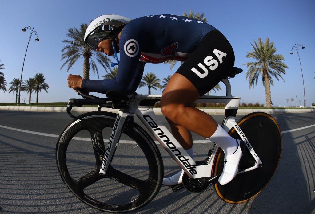 Carmen Small was among American cyclists to appeal after not being selected for Rio 2016 ©Getty Images