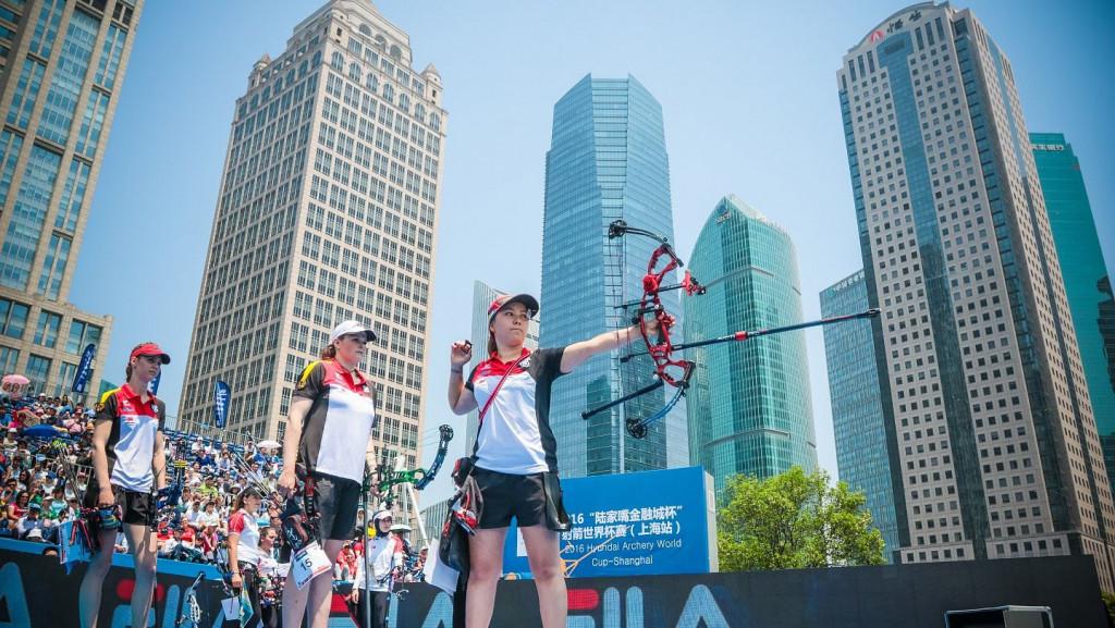 Archery World Cup season set to begin in Shanghai