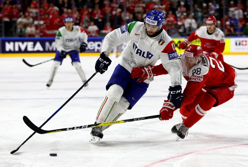 This year's IIHF World Championships are currently ongoing in Paris and Cologne ©Getty Images