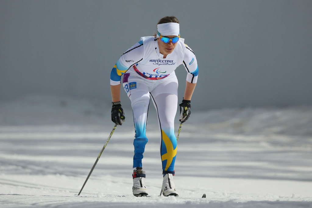 Sweden's Ripa to retire from Nordic skiing to focus on Para-canoe career