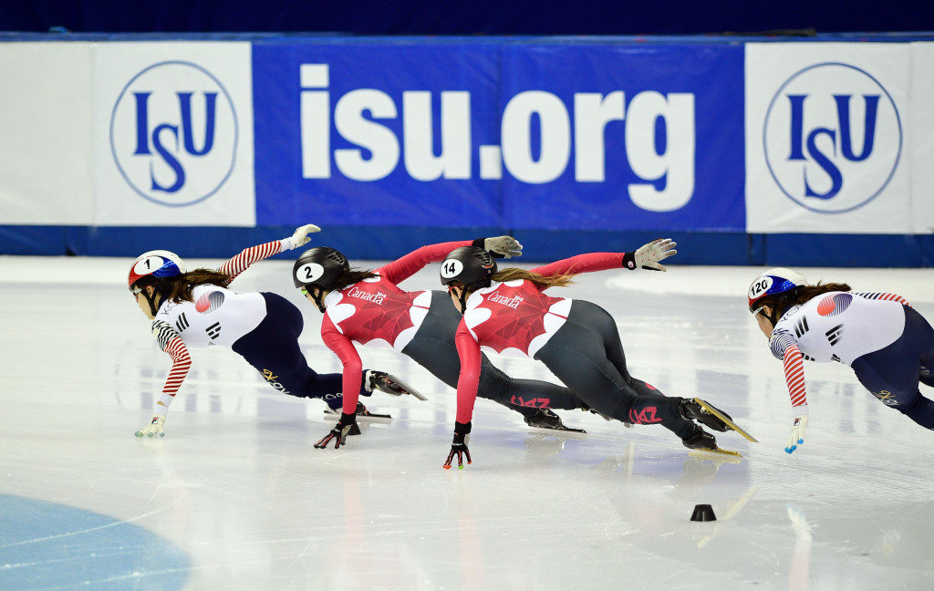 Audi named title sponsor of Short Track Speed Skating World Cup