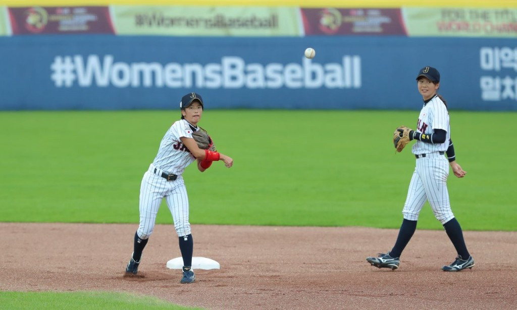 Inaugural Asian Cup to be held in women's baseball