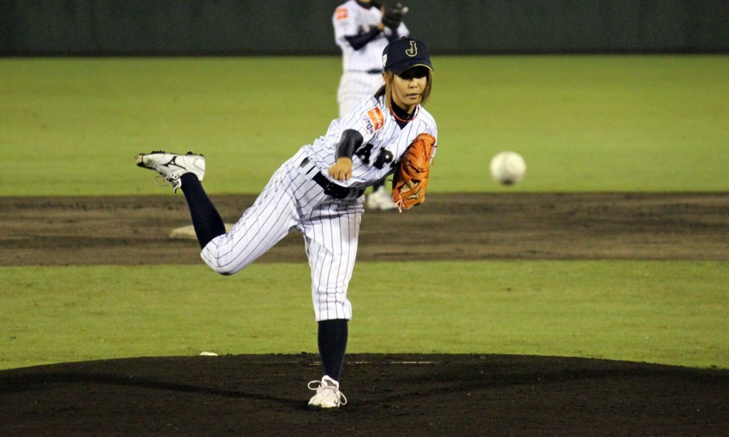 Japan are the reigning women's baseball world champions ©WBSC