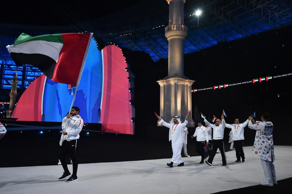 United Arab Emirates taekwondo chief says sport is developing nationally