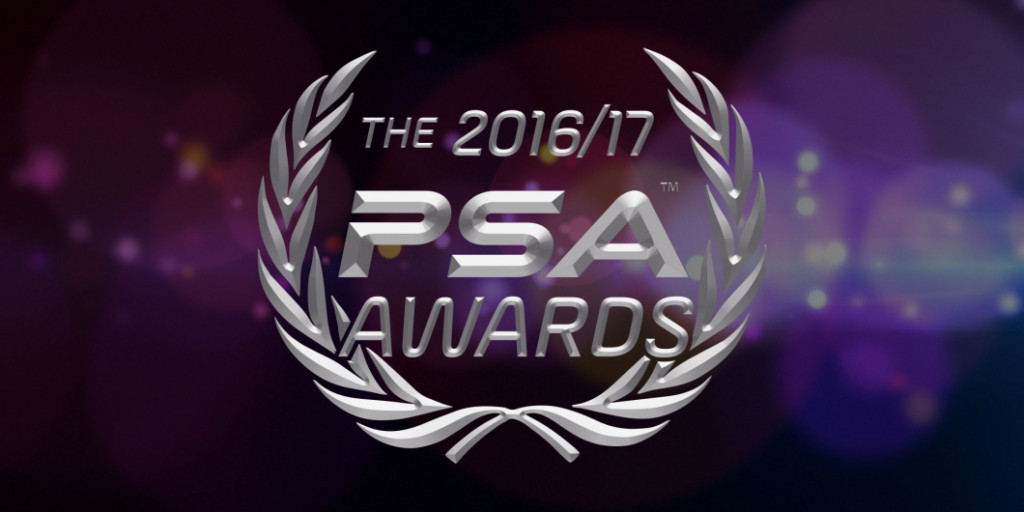 PSA Player of the Year awards to be announced on June 5