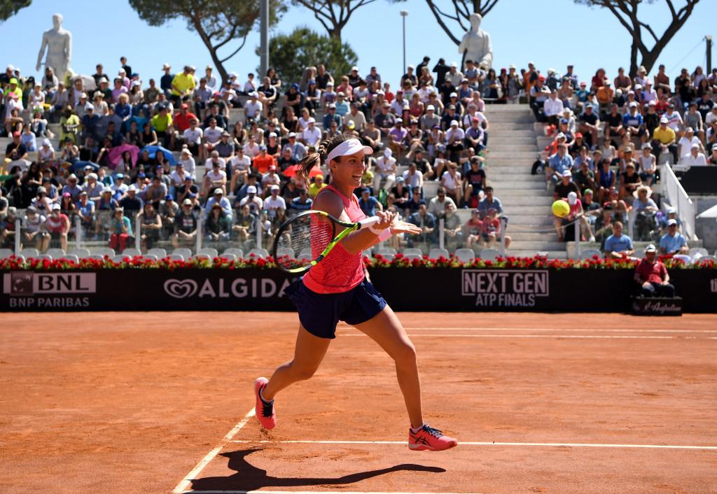 Djokovic beats Bautista Agut to reach Italian Open QFs