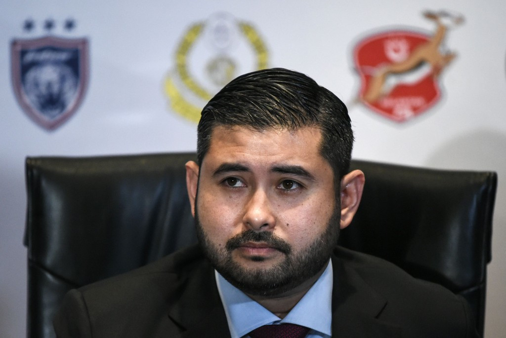 FAM President Tunku Ismail Sultan Ibrahim had urged the AFC to consider playing the match at a neutral venue ©Getty Images