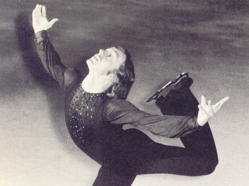 A memorial fund in the name of Toller Cranston has been established ©Skate Canada