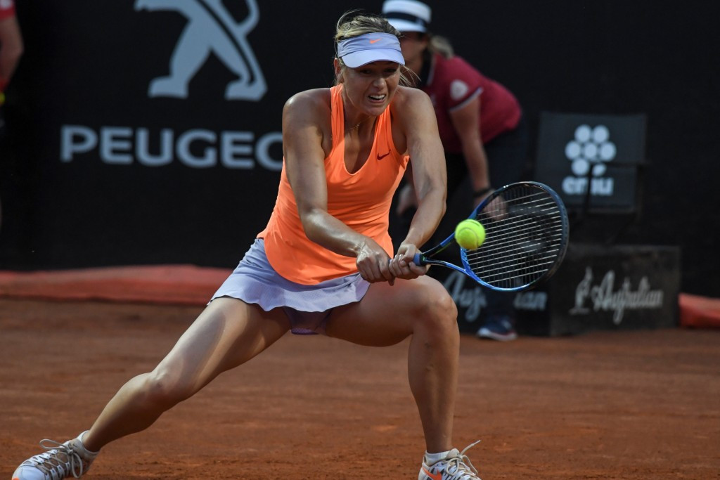 Sharapova says she will fight on after French Open snub