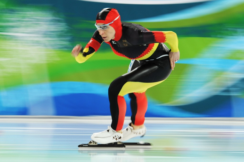 Triple Olympic speed skating champion joins Eurosport Germany team for Pyeongchang 2018