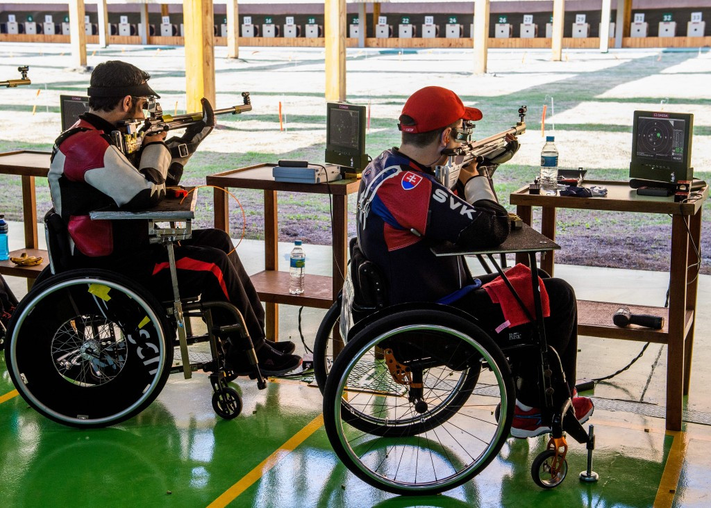A World Shooting Para Sport World Cup event will be held in Croatia this year ©Getty Images