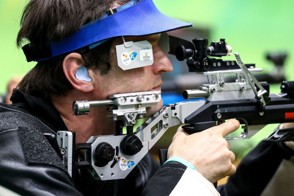 The best Para-shooters will be on the road to the World Championships in Osijek ©Getty Images
