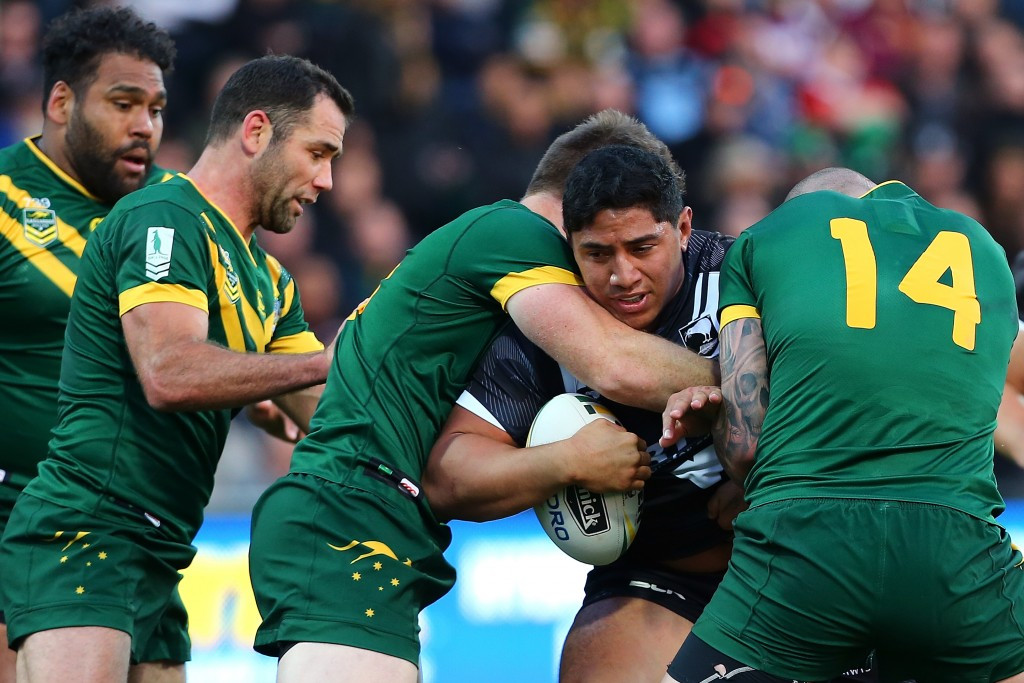 Australia claim top ranking heading into Rugby League World Cup