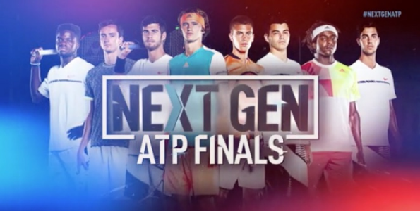 Significant changes to be trialled at this year's Next Gen ATP Finals