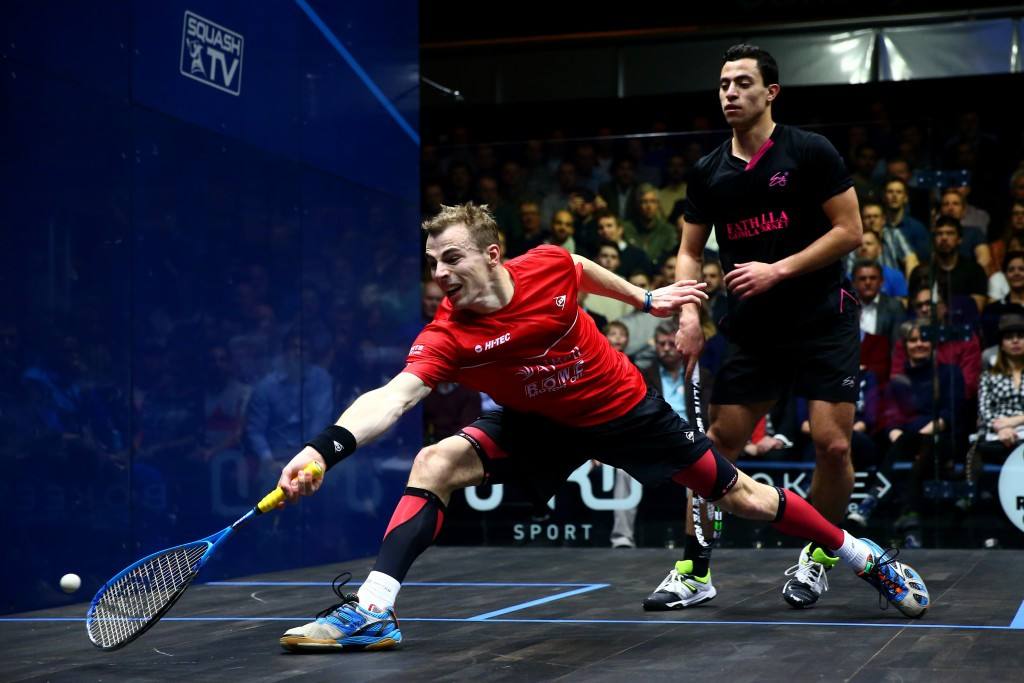 The world's best squash players will descend on Manchester ©Getty Images