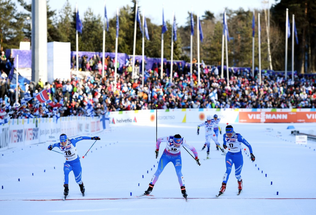 It was the seventh time that Lahti hosted the event ©Getty Images
