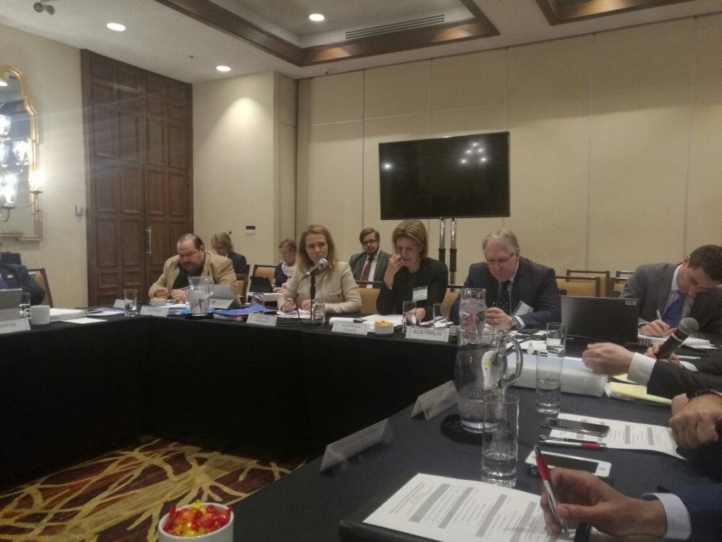 Plans underway to establish public authorities group at WADA