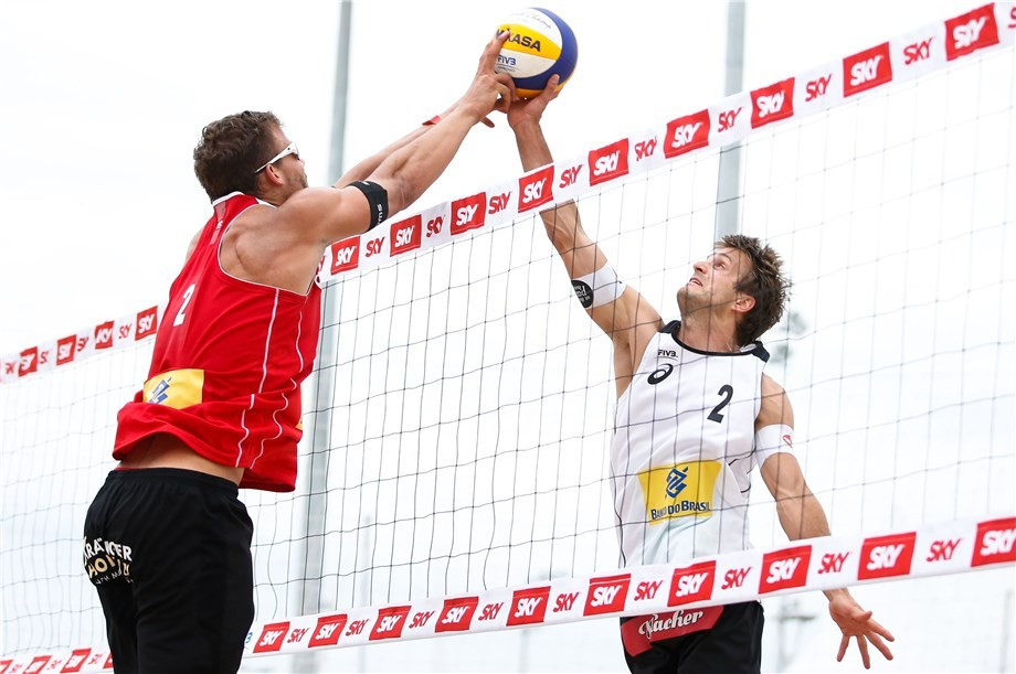 Austrian Olympians secure main-draw berth at FIVB Beach World Tour event in Rio