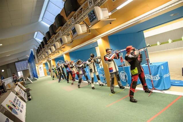 Munich prepares to stage fourth event of ISSF World Cup season