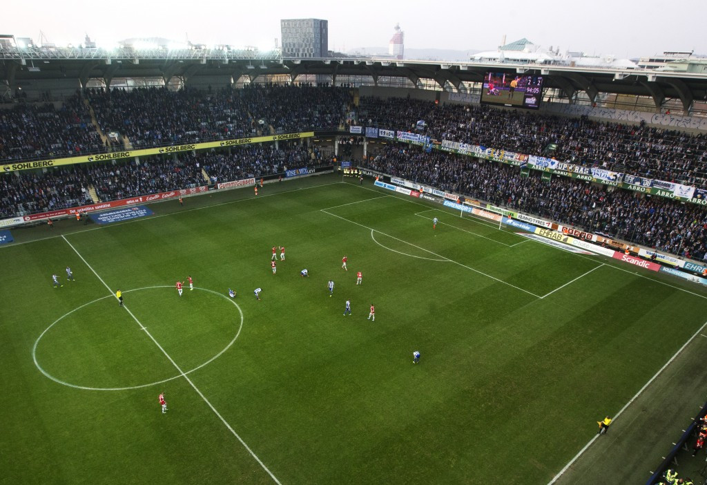 "Football fixture in Sweden postponed after ""match-fixing attempt"""