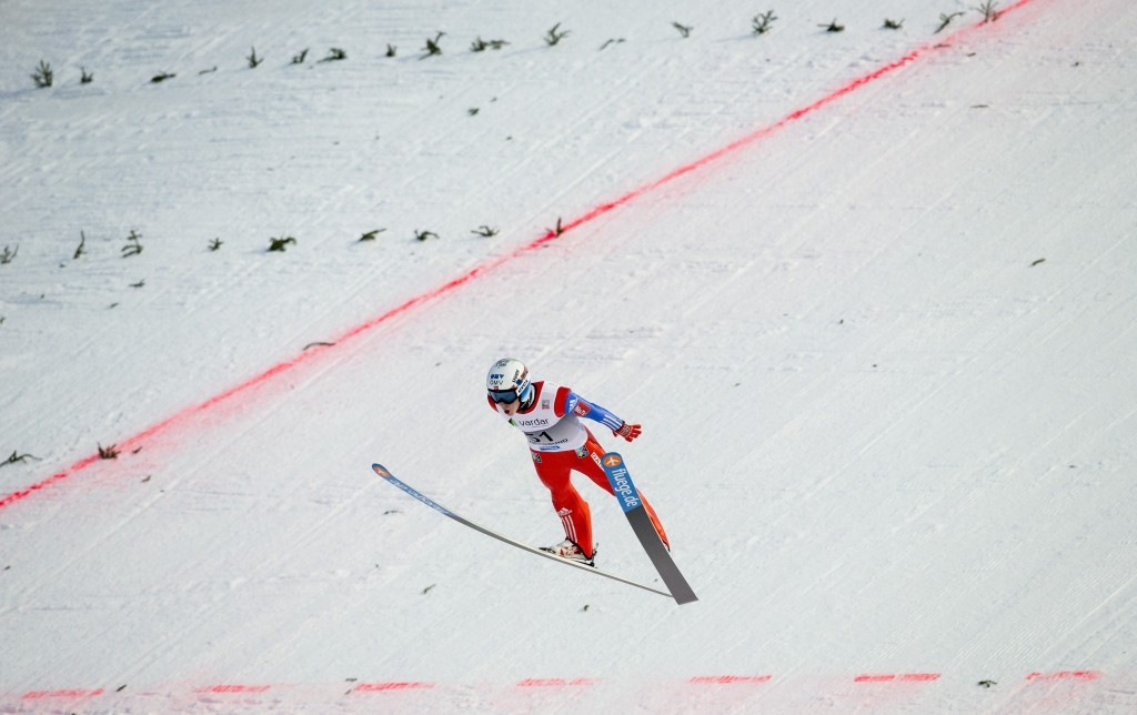 Vikersund is bidding for the 2022 Ski Flying World Championships ©Getty Images