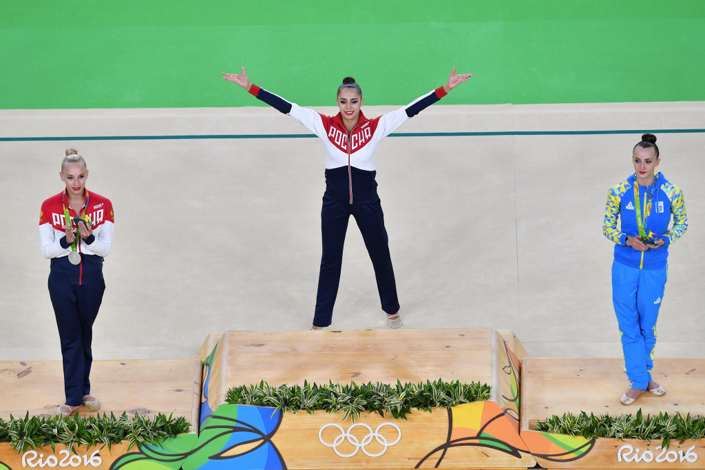 Olympic medallists missing from European Rhythmic Gymnastics Championships line-up