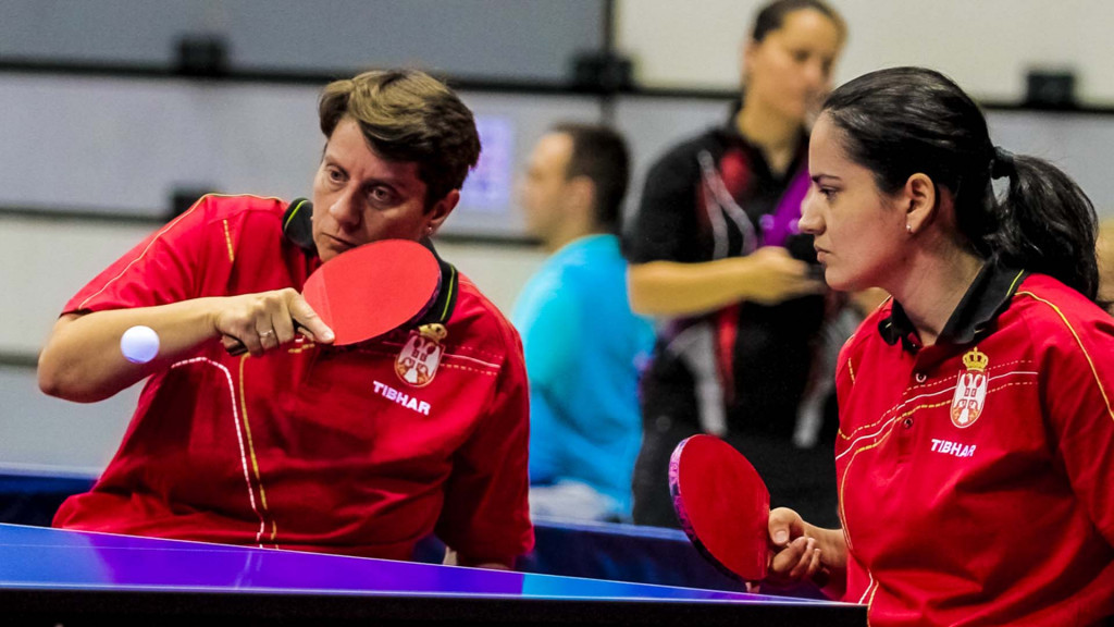 Rio 2016 silver medallists make strong start at ITTF Para Team World Championships