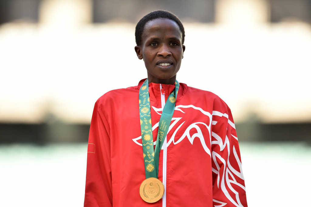 Jebet wins second gold in as many days at Islamic Solidarity Games in Baku