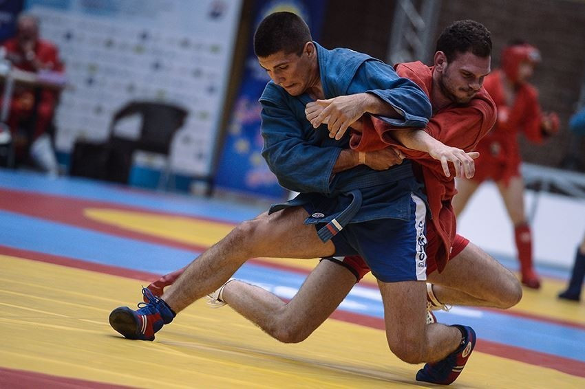 Minsk set to host 2017 European Sambo Championships