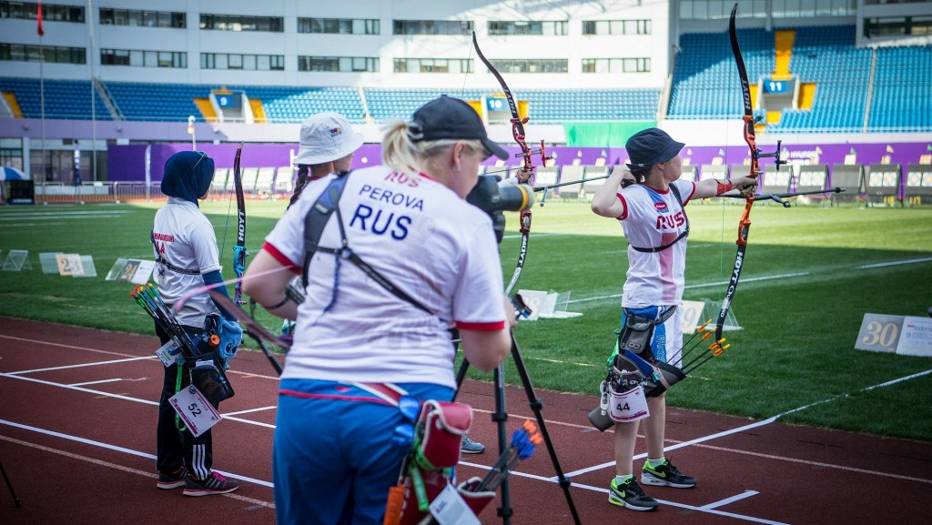 Russia avenge Rio 2016 final loss to South Korea at Archery World Cup