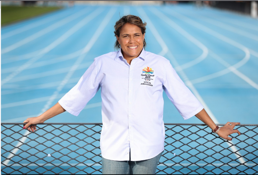 Olympic gold medallist Freeman becomes Gold Coast 2018 ambassador