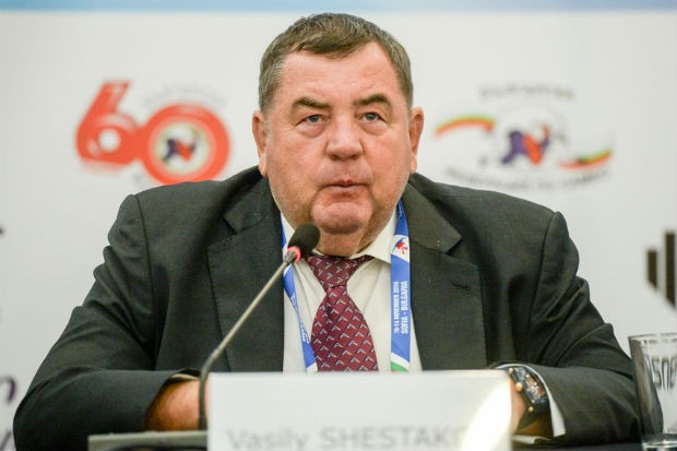 "FIAS President Vasily Shestakov has hailed the sport's inclusion on the programme for the 2019 European Games in Minsk as a ""great success"" ©FIAS"