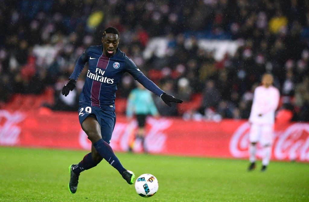 France's Jean-Kevin Augustin, who plays his club football for Paris Saint-Germain, is among the players to look out for ©Getty Images
