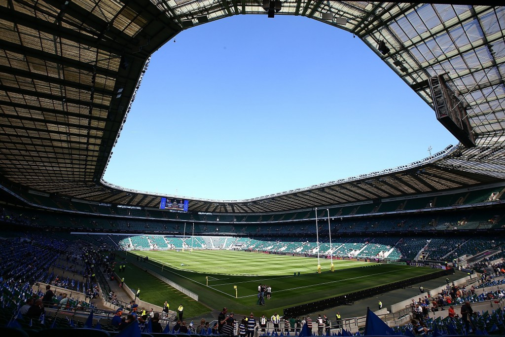 Action will take place at Twickenham Stadium in London ©Getty Images