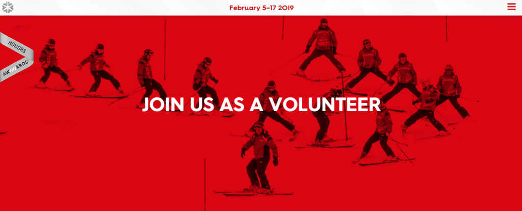 More than 1,600 volunteers are expected to help ©FIS