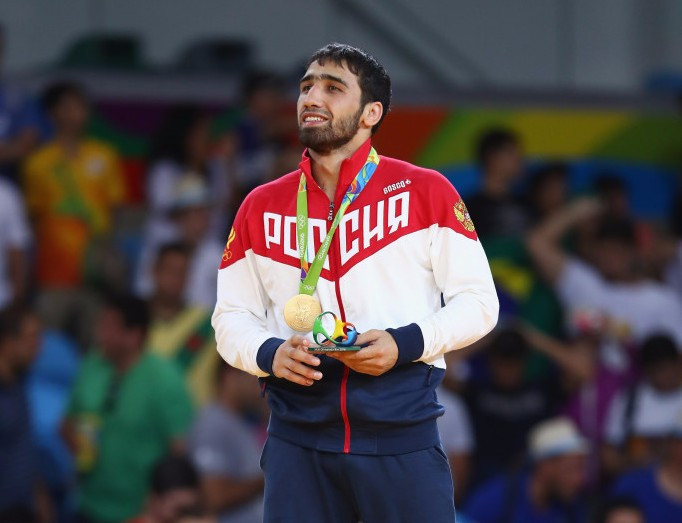 Khasan Khalmurzaev is due to lead a strong home team at the Russian leg of the Grand Slam ©Getty Images