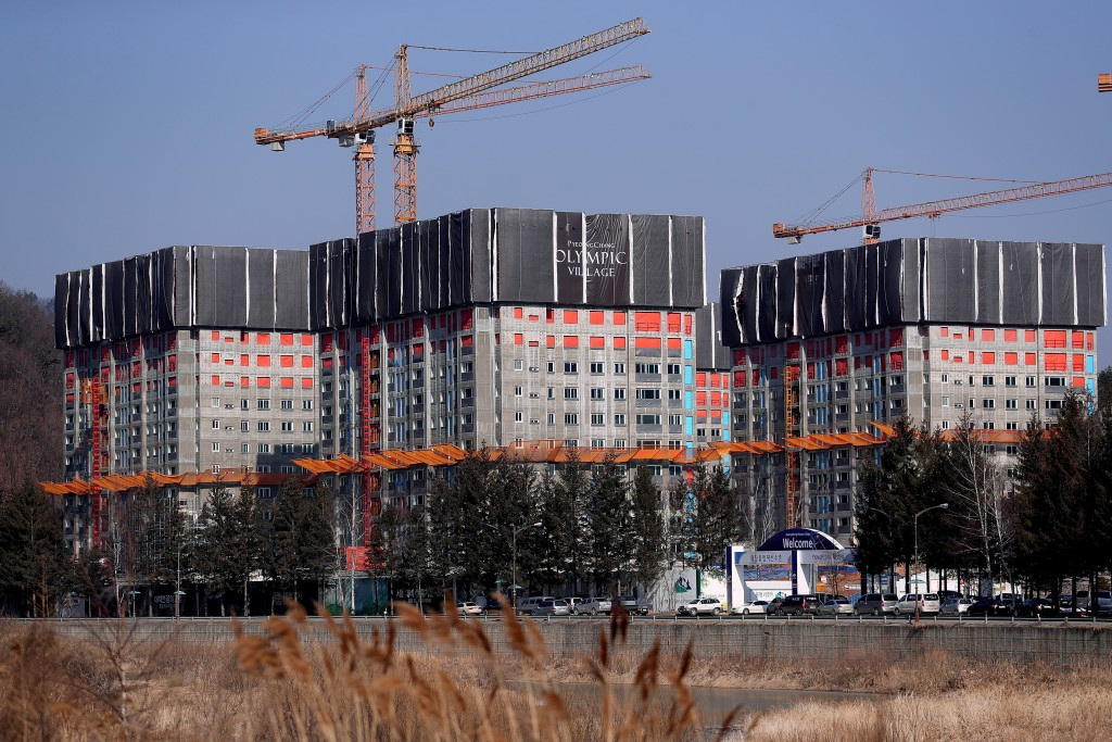 Exclusive: Bed shortage at Pyeongchang 2018 Athletes' Village still concerning Olympic teams