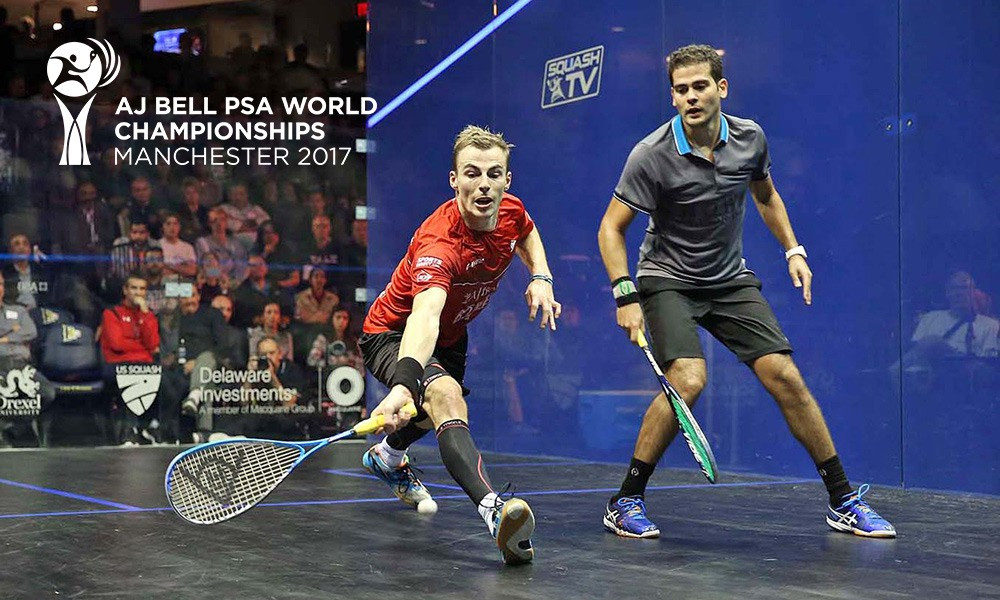 General sale for 2017 PSA World Championships tickets opened