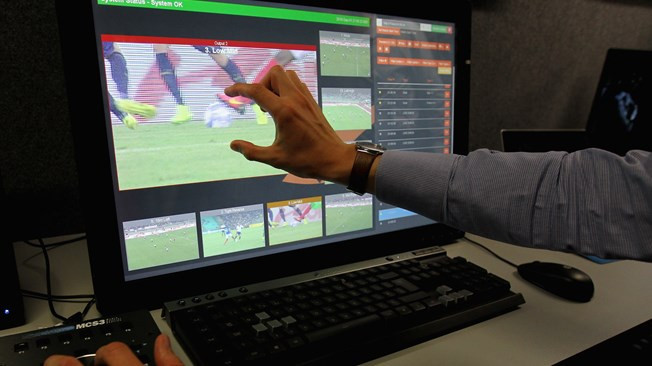 Hawk-Eye Innovations to provide VAR technology at three FIFA events this year
