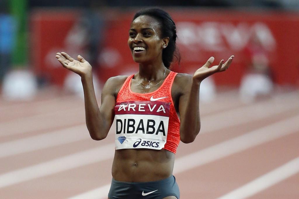 Dibaba breaks Qu Junxia's 22-year-old world 1500m record in IAAF Monaco Diamond League