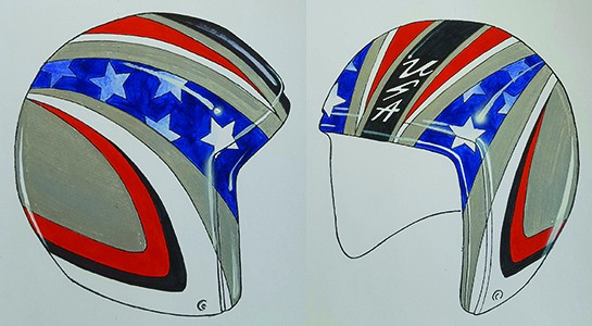 USA Luge launch online vote to select helmet design for Pyeongchang 2018