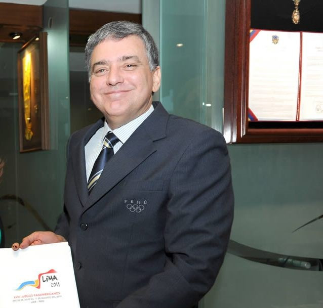 Peruvian Olympic Committee José Quiñones has claimed he is confident that money owed to PASO for hosting the 2019 Pan American Games will be paid by the end of this month ©COP